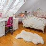 mergaites kambario baldai