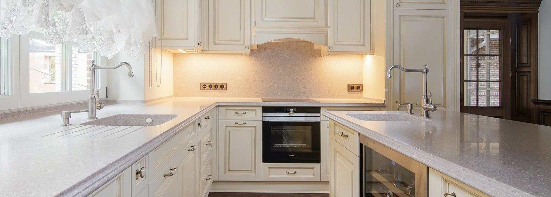 Vitmedis virtuves baldai